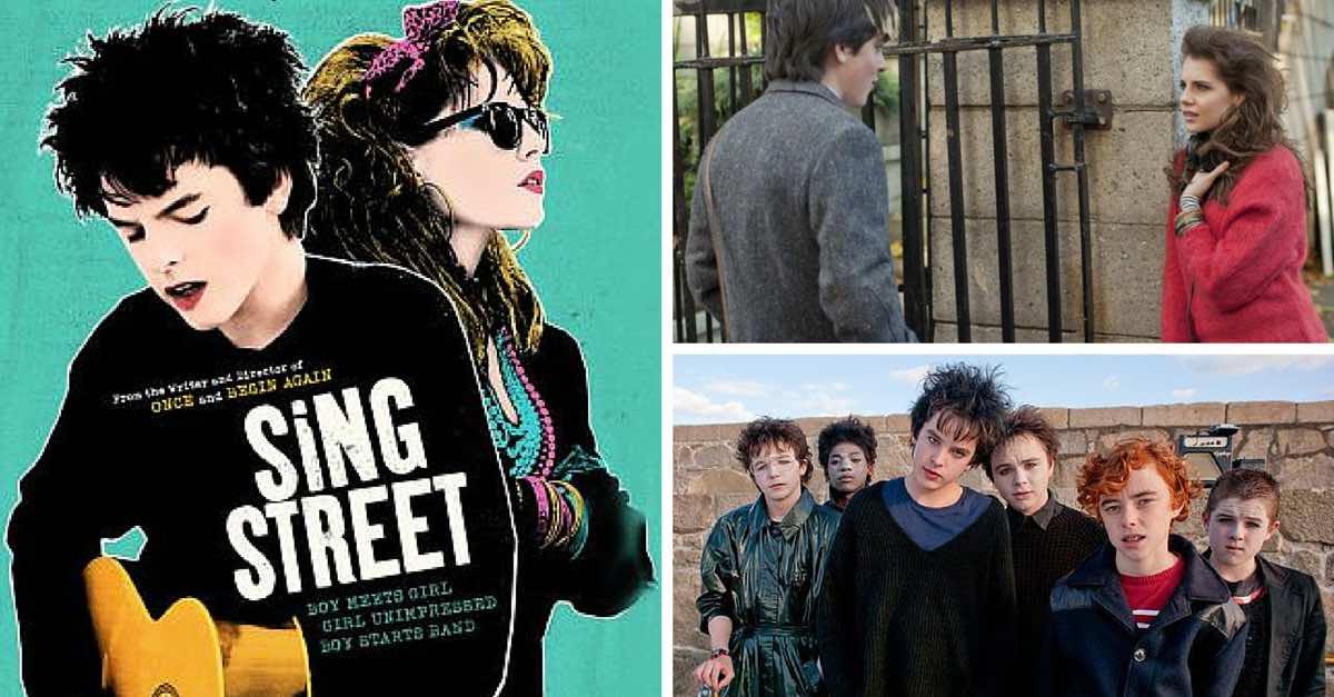 SingStreet 80er Film Studiocanal