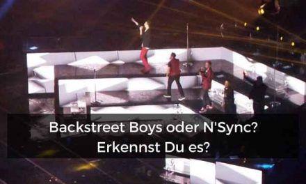 Backstreetboys - N'Sync