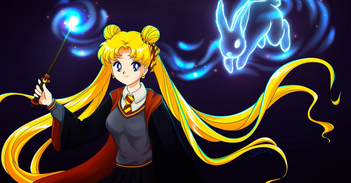 Sailor Moon 90er Serie
