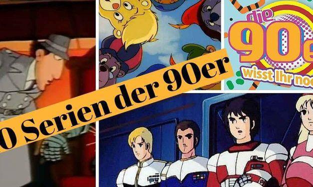 90er Zeichentrickserien