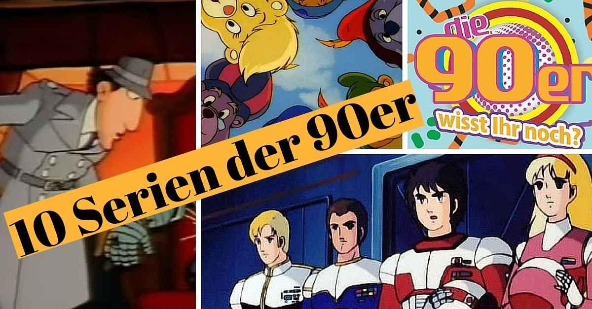 90er Zeichentrick