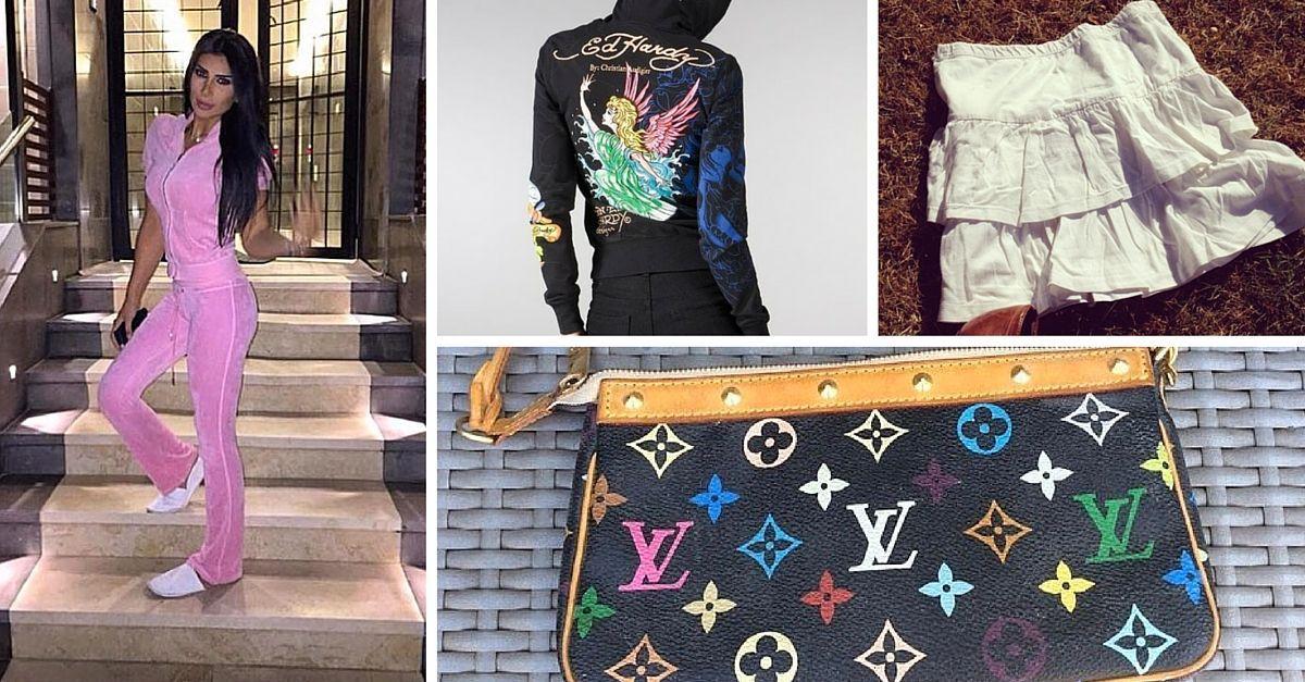 13 Kleidungsstücke der 2000er