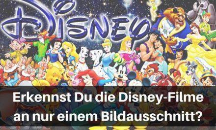 Disney Filme Quiz