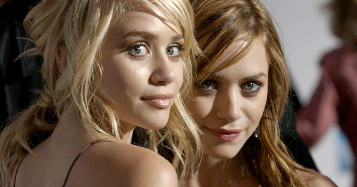 Olsen Twins Ashley Mary-Kate