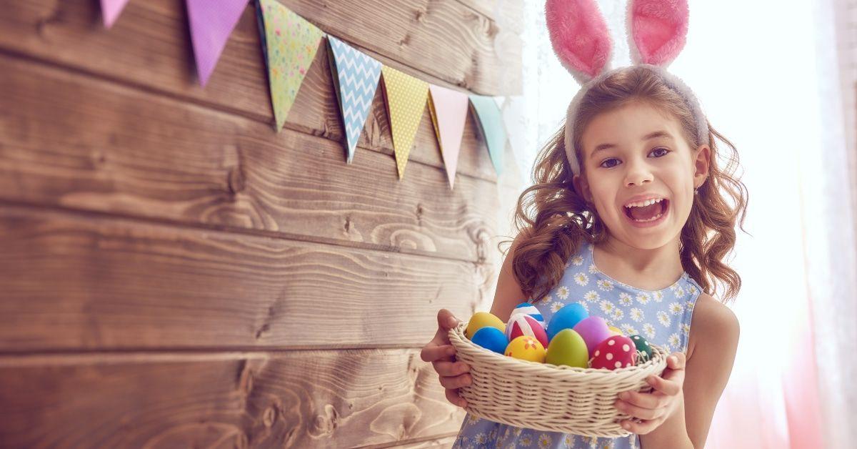 Osterverstecke unserer Kindheit