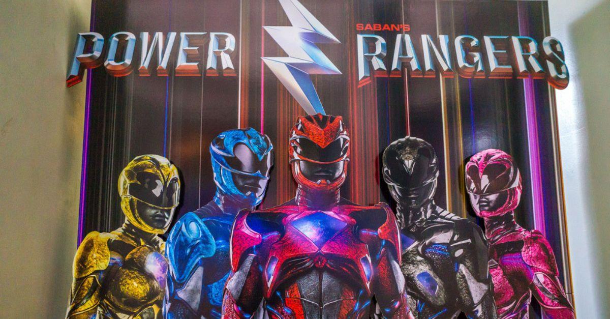 power rangers kultserie kino