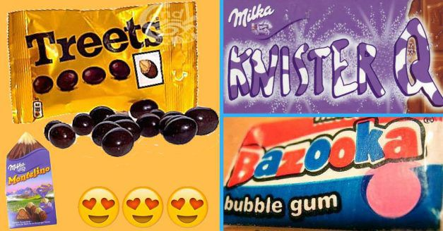 90s sweets