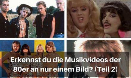 Musikquiz 80er