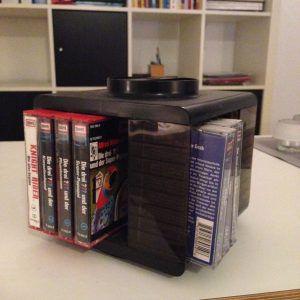 kassetten karussell