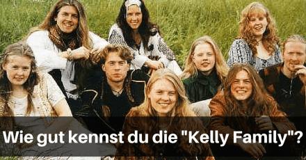 Kelly Family Quiz