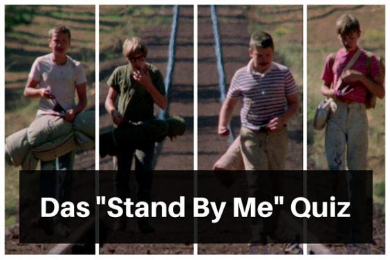 Stand By Me Quiz