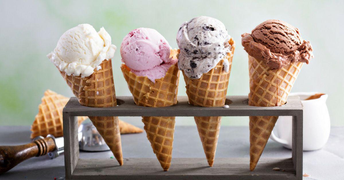 Die besten Eissorten der 90er 80er und 2000er Jahre!
