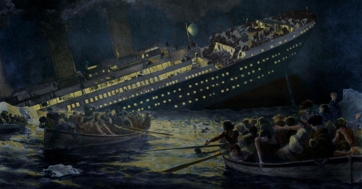 Das große Titanic Quiz!