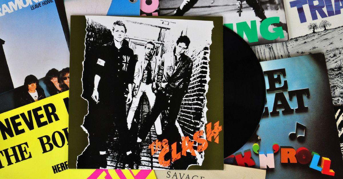 Wie viele Bands der 80er kannst du an nur einem Bild erkennen?