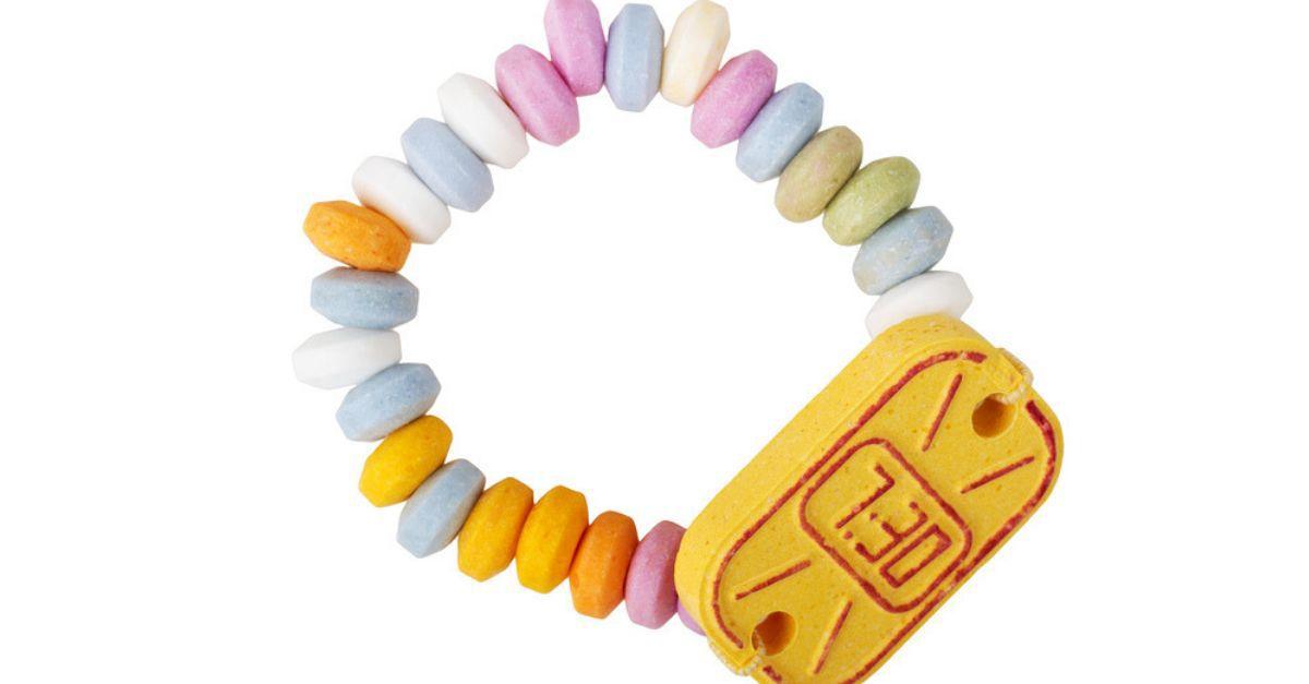 18 Süßigkeiten 90er