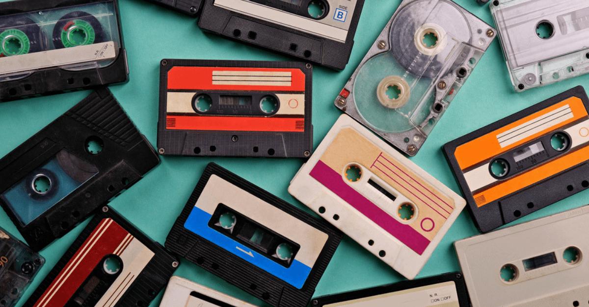 20 Hörspielkassetten 90er