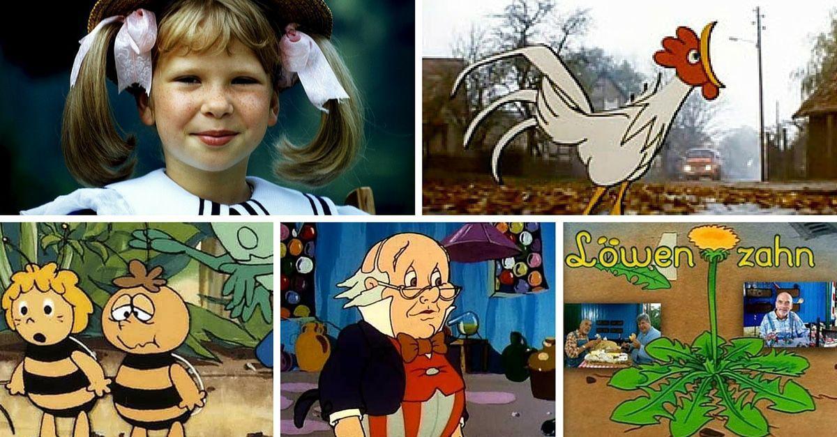 Serien 80er Kinder