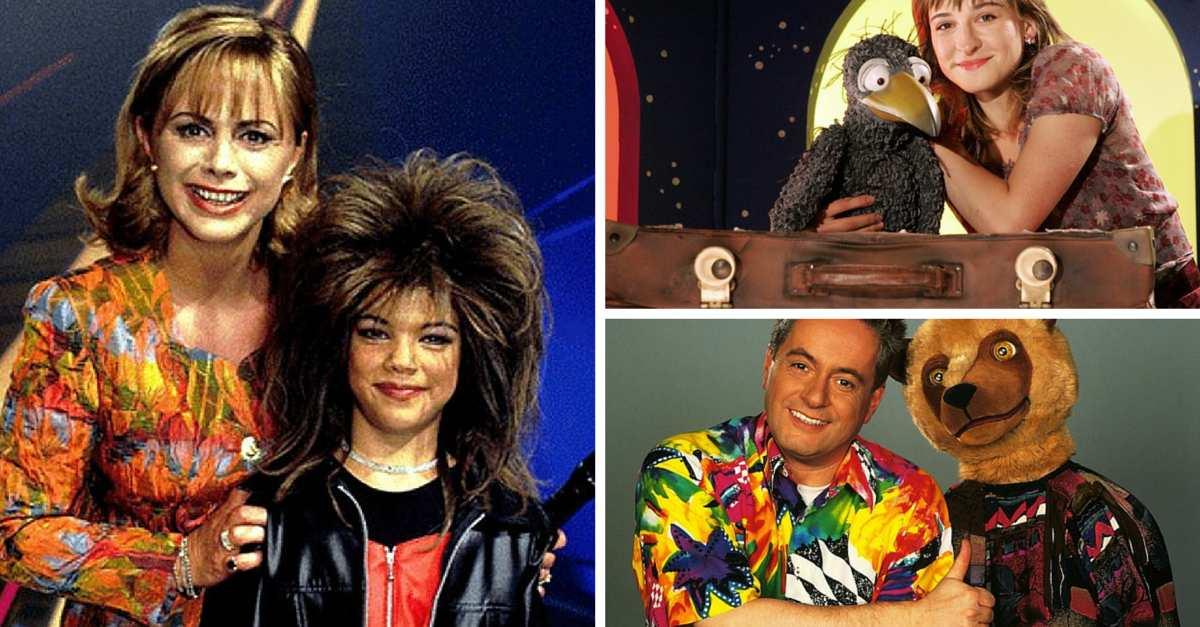Kinderserien Der 90er