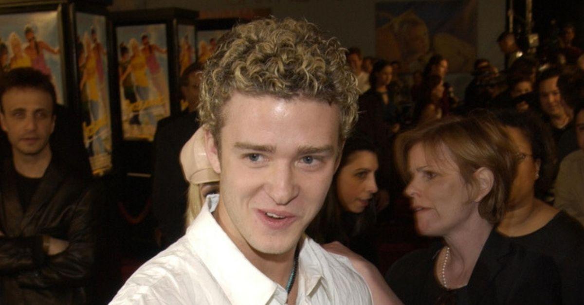Justin Timberlake 90er