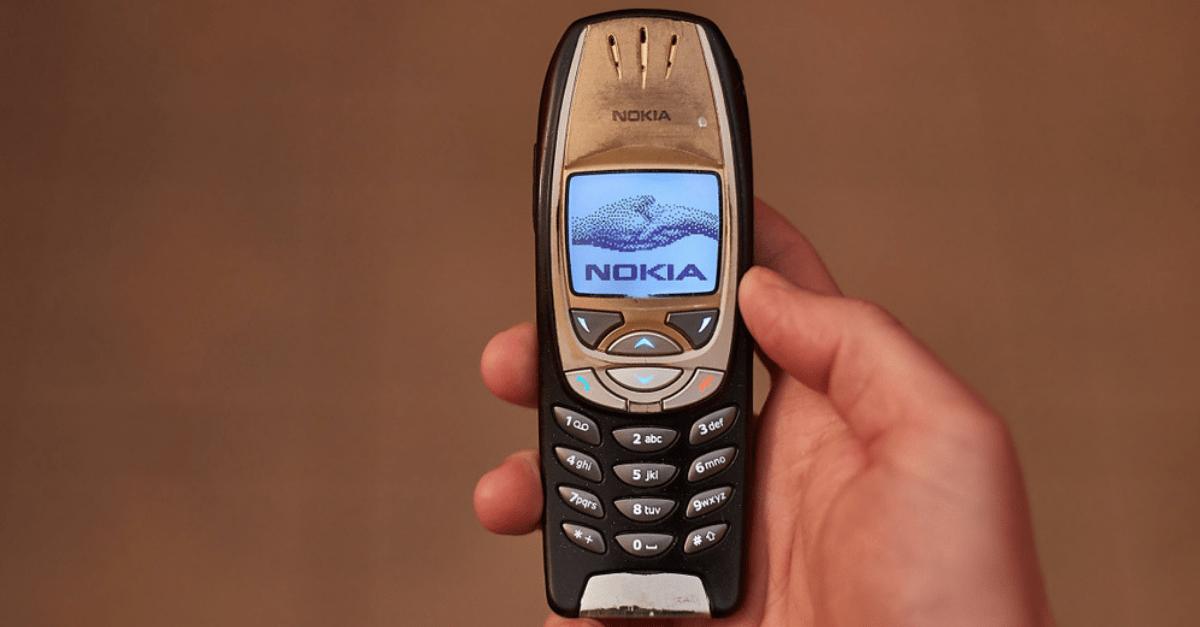 Nokia 90er