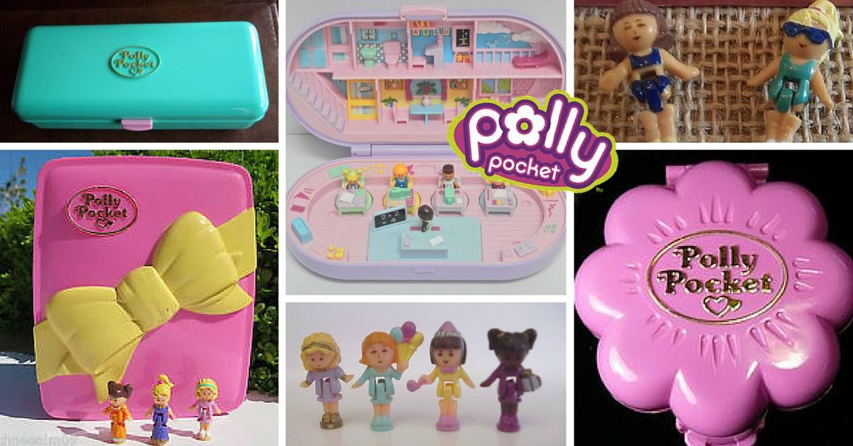 Polly pocket sets die jedes mädchen haben wollte