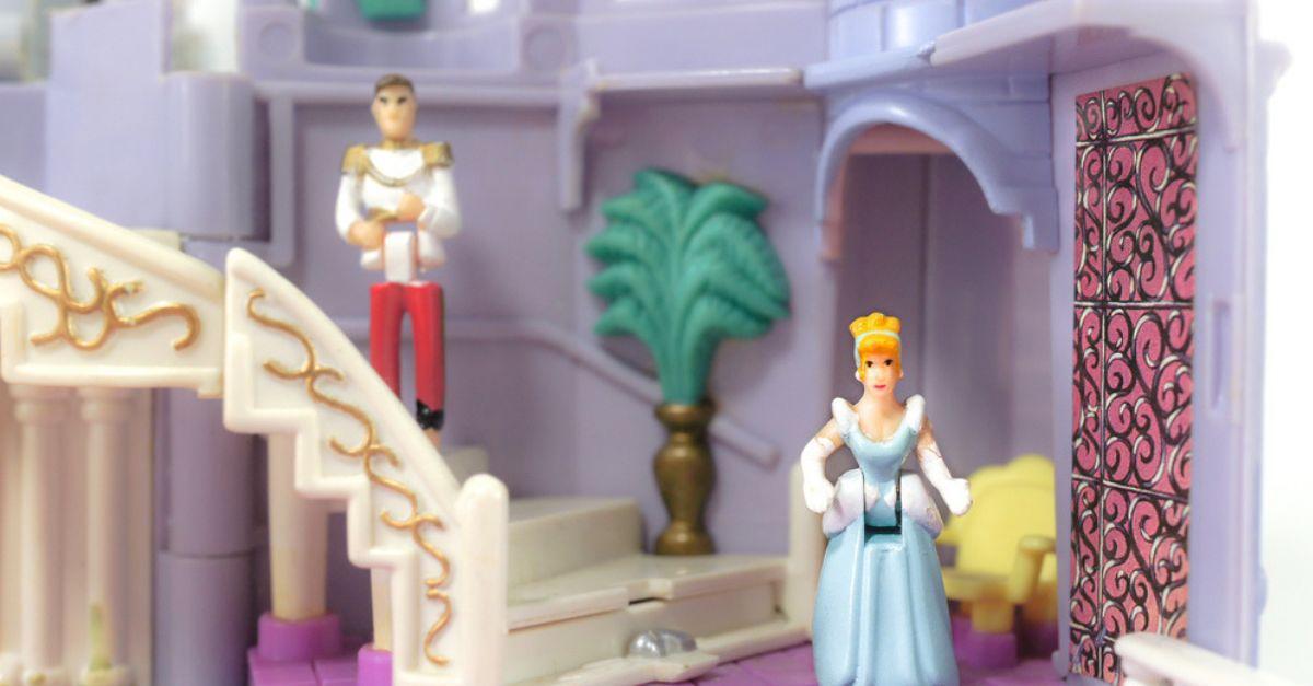 Spielsachen der 90er Mädchen