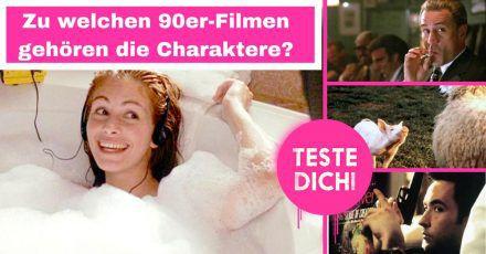 90er Filmcharaktere
