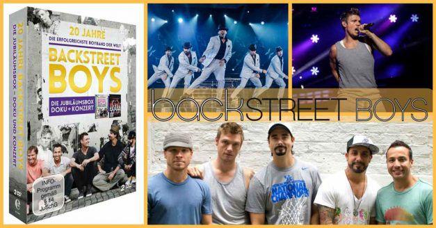 Backstreet Boys DVD