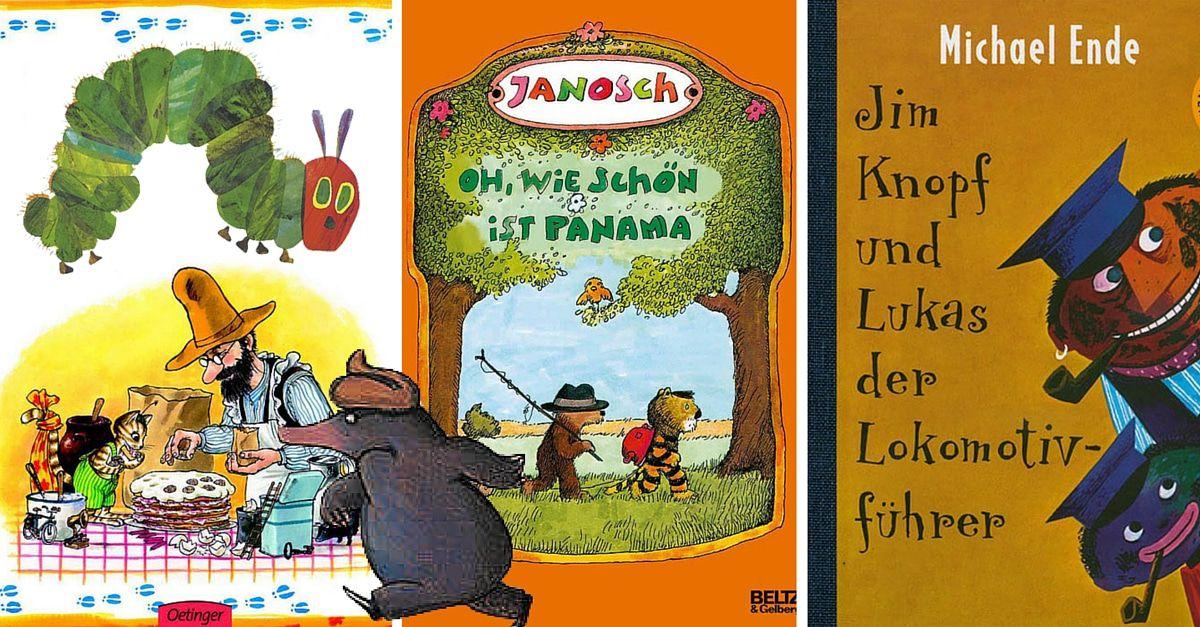 Kinderbücher 90er