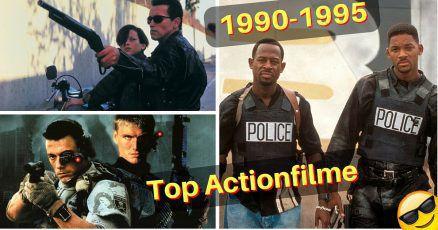 Top Actionfilme 90-95