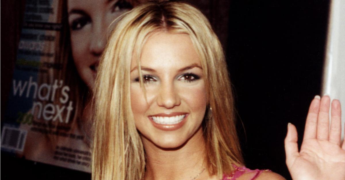 Britney Spears Haare
