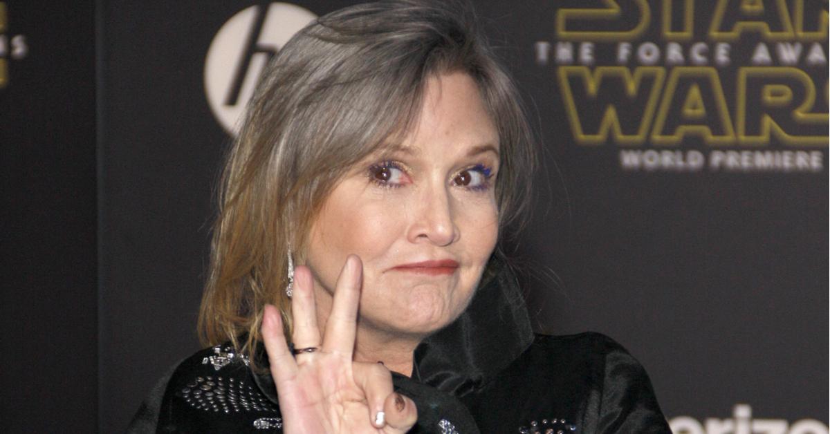 Carrie Fisher Schauspielerin