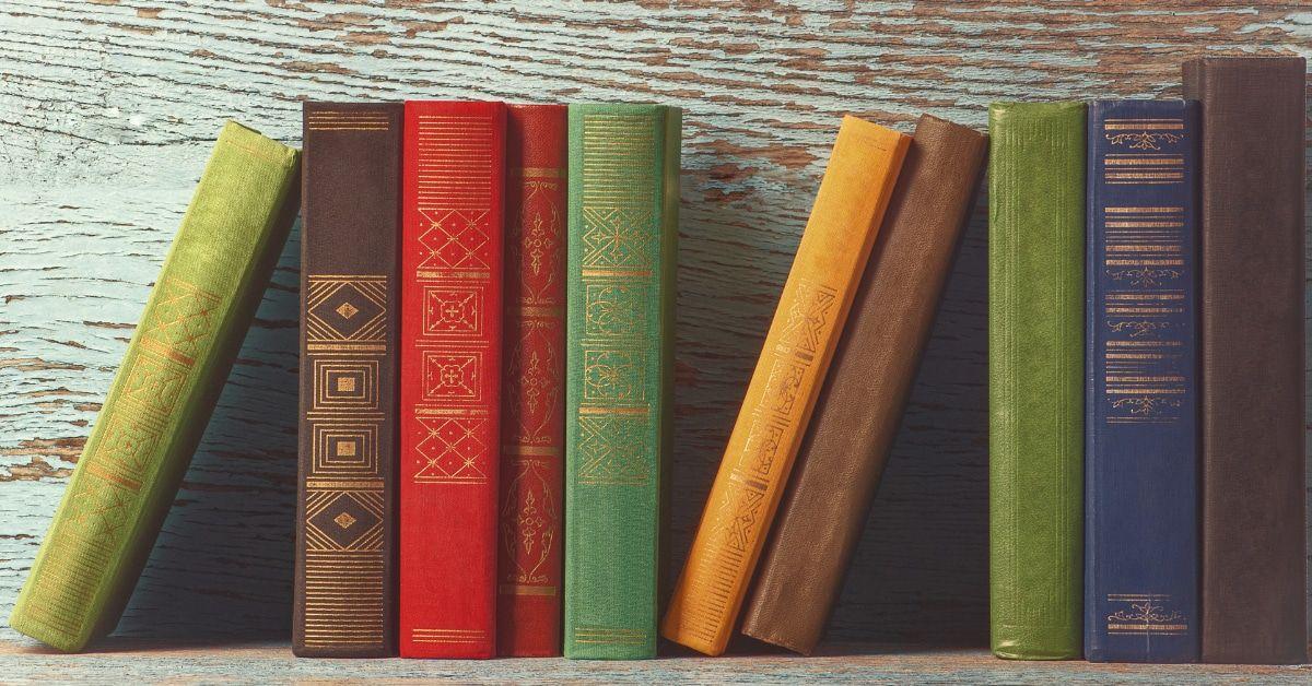 Bücher der 90er Jahre