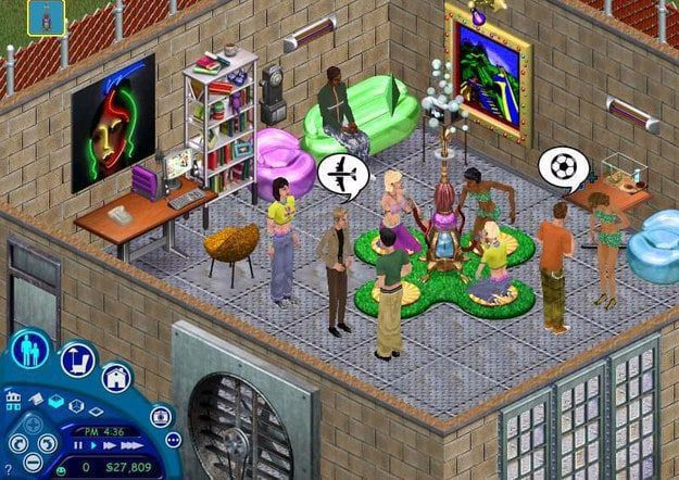 TV Show Sims