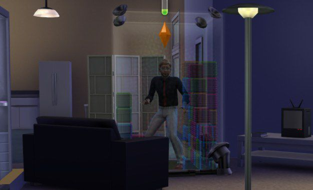 Sims Dusche