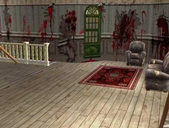 Sims verfluchtes Haus