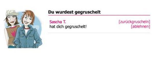 gruscheln