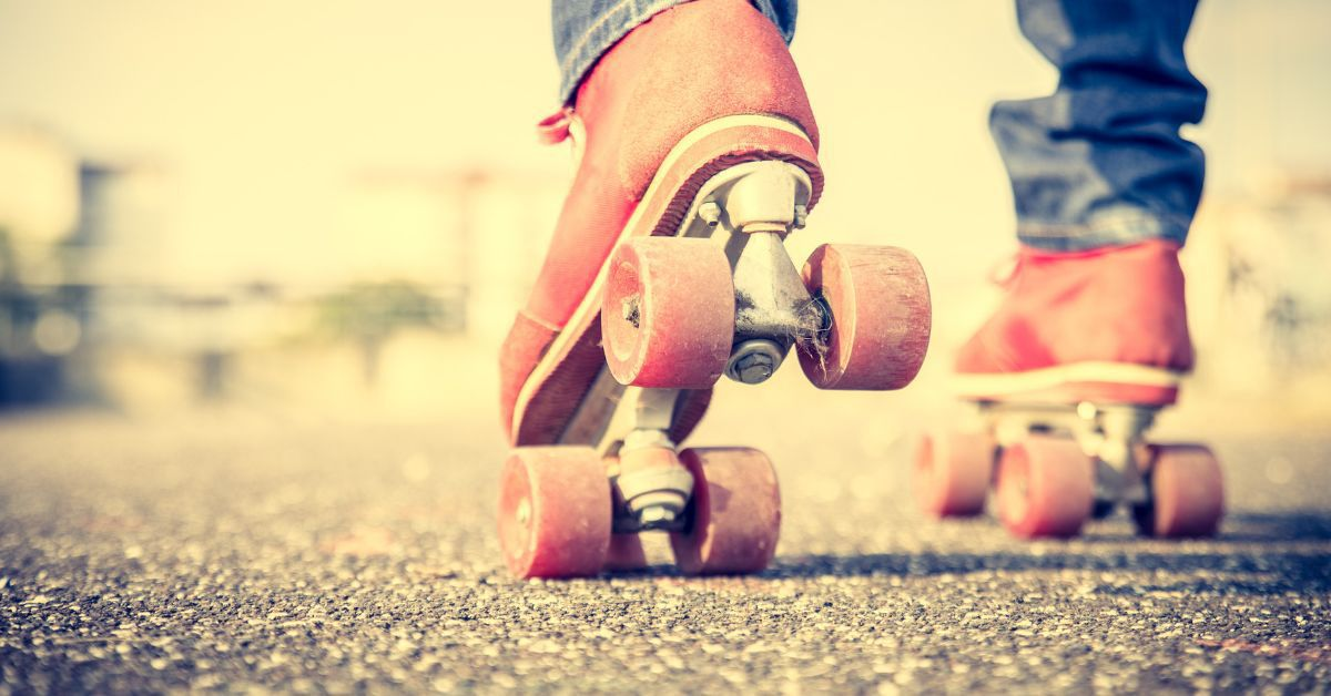 Roller Skates Inliner Roller Spielzeug