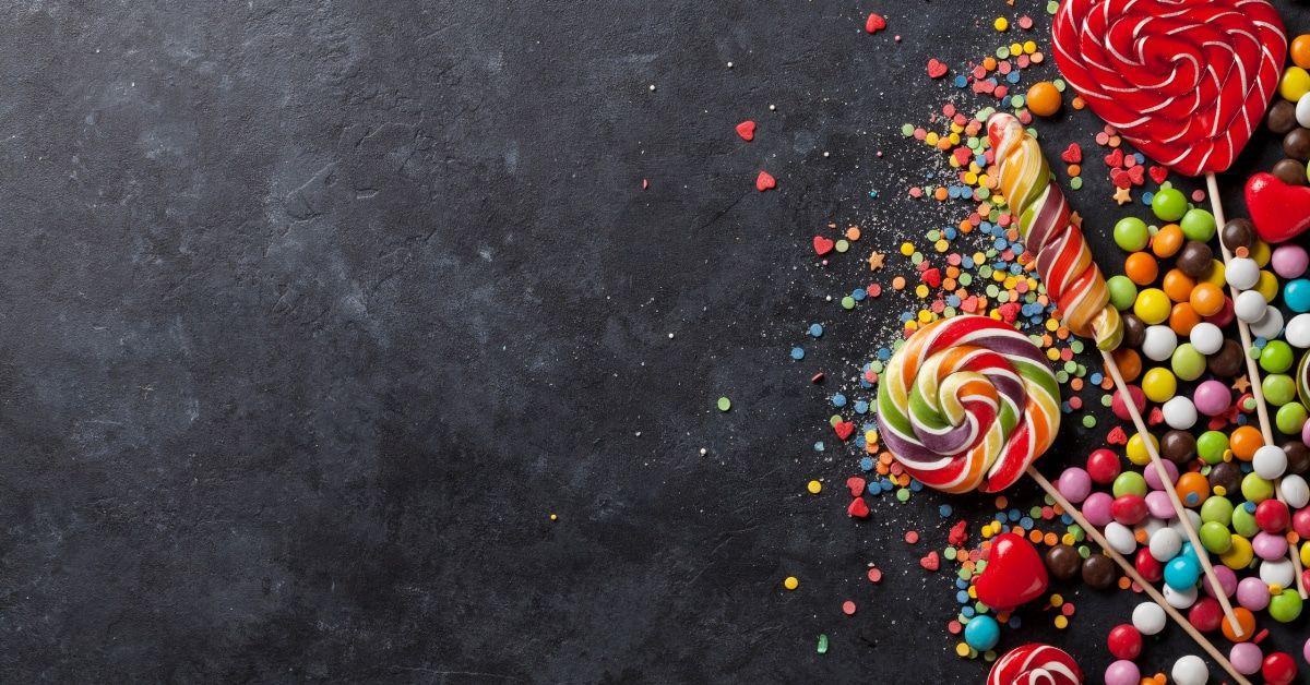 Süßigkeiten Kindheit