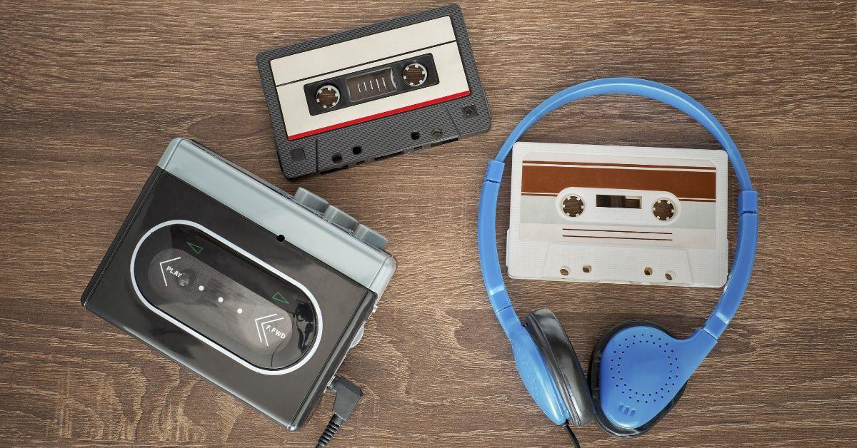 technische Spielerei 80er