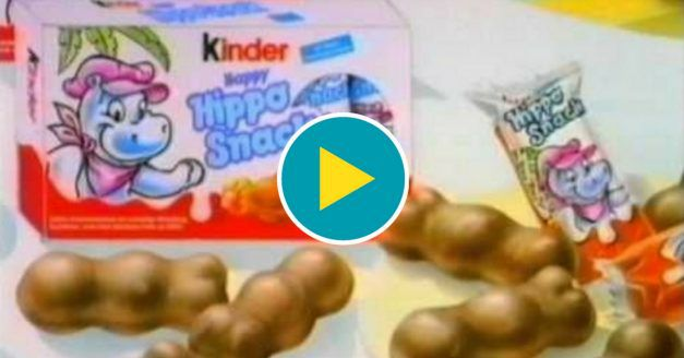 Video Ausgestorbene Snacks Vorschau