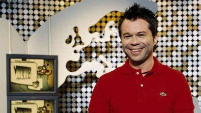 Markus Kavka Moderator bei MTV