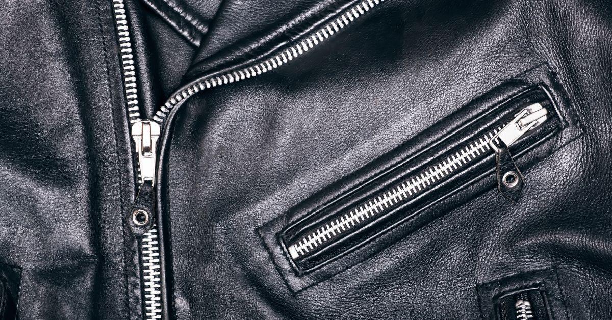 Lederjacke, 80er, Mode, Kleidung, Fashion Jacke