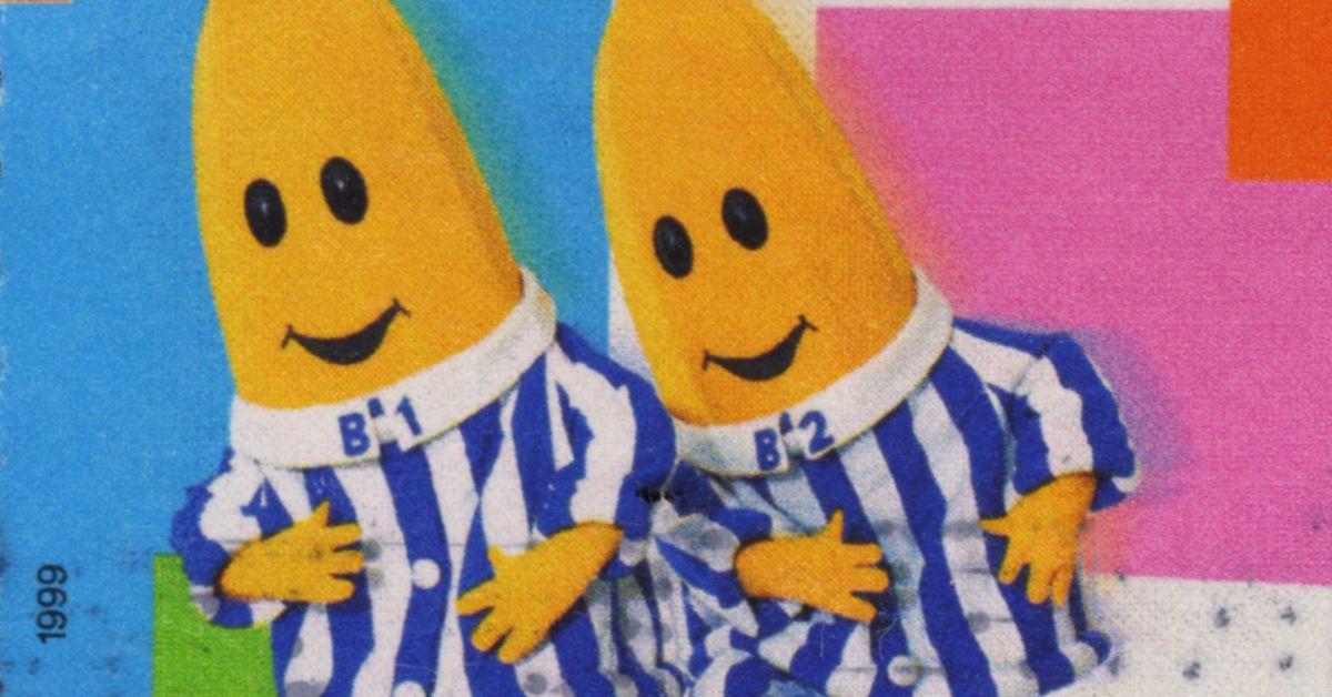 Bananas in Pyamas Kinder Früher Heute Bananen