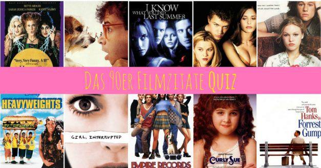 90er filmzitate quiz