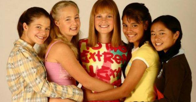 Sleepover Club - Die Mädels der ersten Staffel