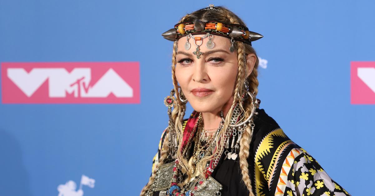 Madonna Sängerin