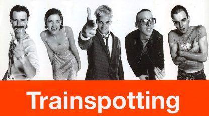 Trainspotting Original Cast