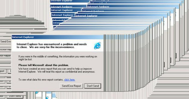 PC Momente 90er