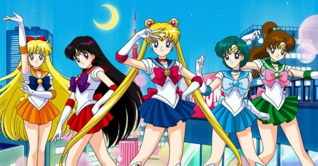 Sailor Moon - Die Sailorkriegerinnen